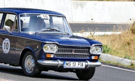 A cincea ediție a Moldova Classic Rally se va desfășura în județul Neamț