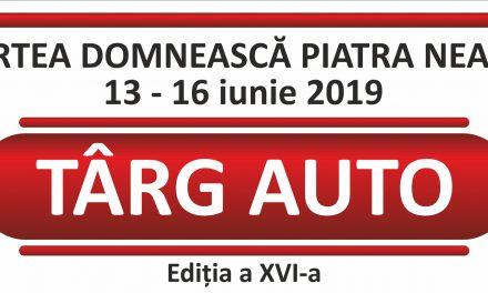 A XVI a editie a Salonului Auto Piatra Neamt