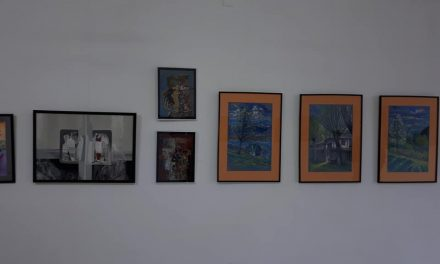 Ștefan Ioan Diaconu – Expoziție de pictură