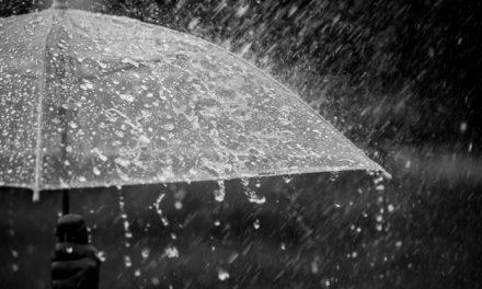 Un nou cod galben de ploaie peste județul Neamț!