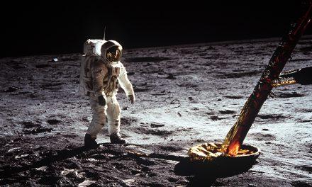 50 de ani de la Apollo 11! Înregistrarea originală a misiunii NASA!