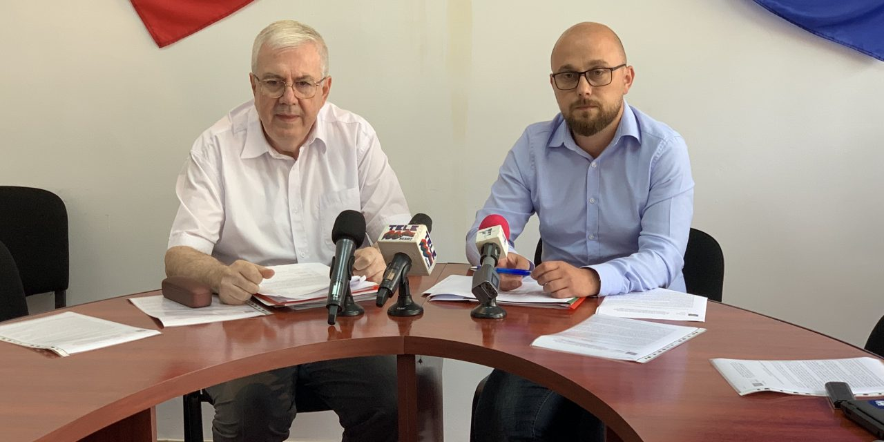 Transmisiune directă: Conferință de presă a Spitalului Județean de Urgență Piatra Neamț