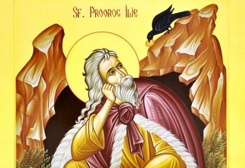Sfântul Prooroc Ilie, ocrotitorul recoltelor