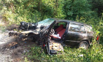Accident rutier cu o victima încarcerată la Tazlău!
