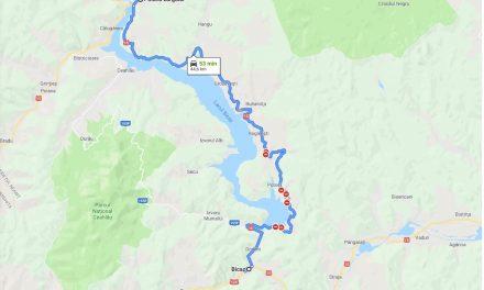 Drum național important din Neamț închis până la sfârșitul anului!