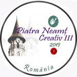 Festivalul International de Arte plastice pentru Copii – PIATRA NEAMŢ CREATIV- III 2019