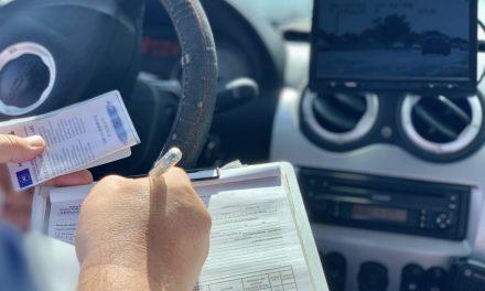 Peste 50 de permise de conducere reținute pentru depășirea regimului legal de viteză!