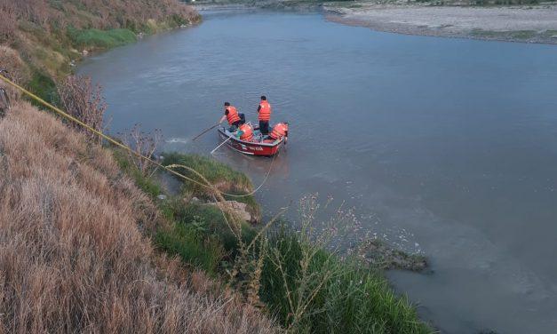 Misiune de căutare a unei fetițe căzute în râul Moldova!