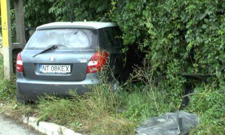 Beat și fără permis, a furat o mașină!