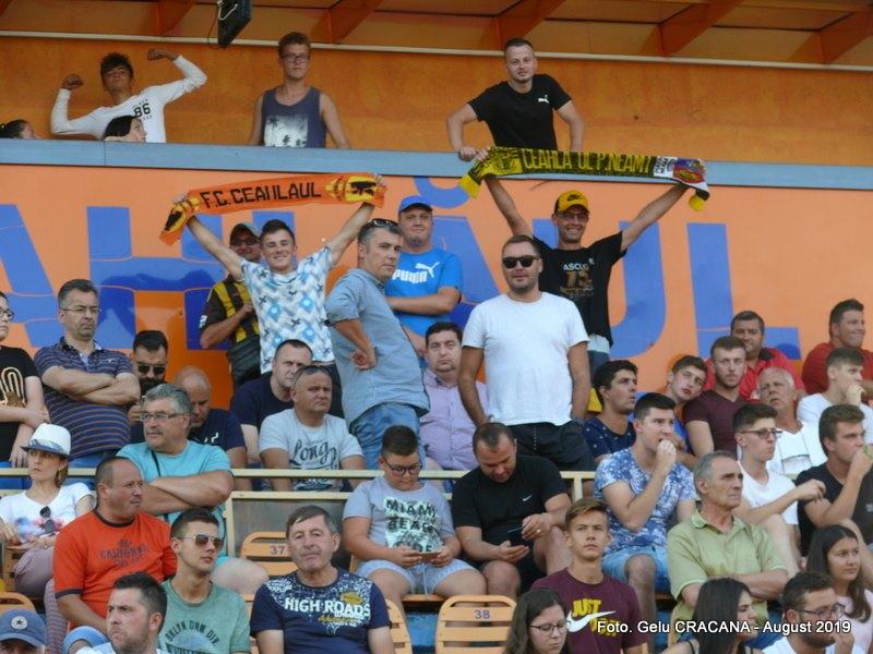 Cupa României Timișoreana Etapa a-IIIa. ASCM. Ceahlăul – FC. Csikszereda Mercurea Ciuc 0-1.