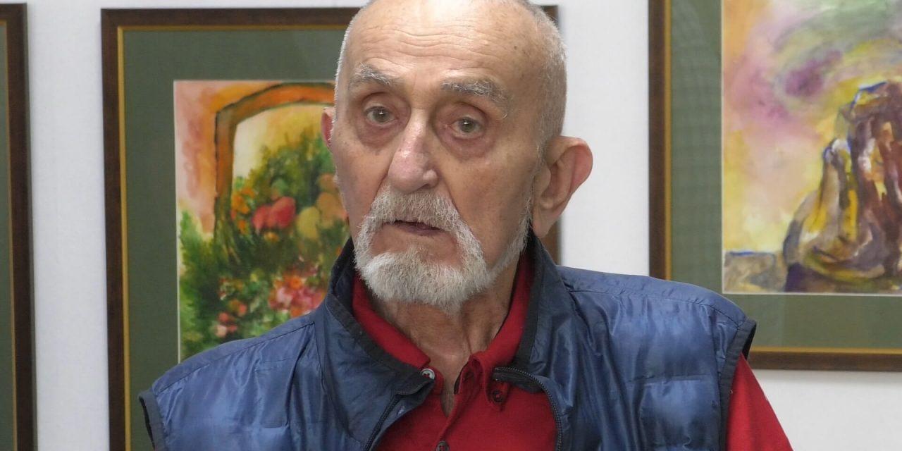 A încetat din viață pictorul GHEORGHE VADANA