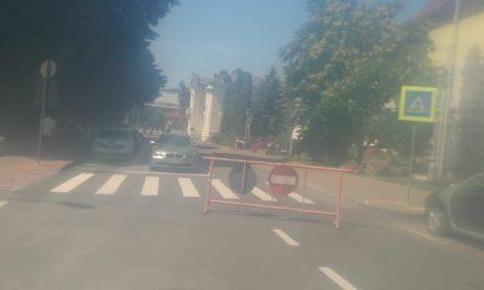 Restrictii pe unele strazi din Piatra Neamţ