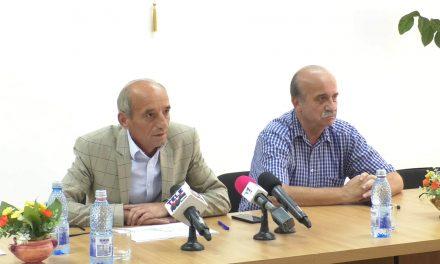 Sistemul de Gospodarire a Apelor Neamţ – 20.08.2019