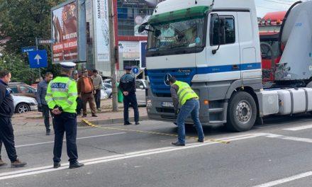 Accident mortal pe o trecere de pietoni din Piatra Neamț!