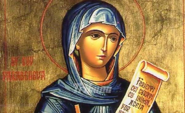 14 octombrie, Sfânta Cuvioasă Parascheva