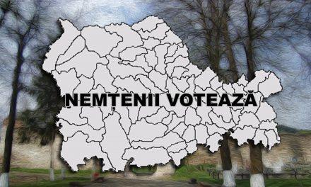 NEMȚENII VOTEAZĂ