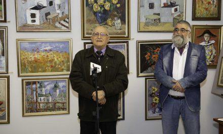 Expoziție de pictură Dumitru Bezem la CARP Piatra Neamț