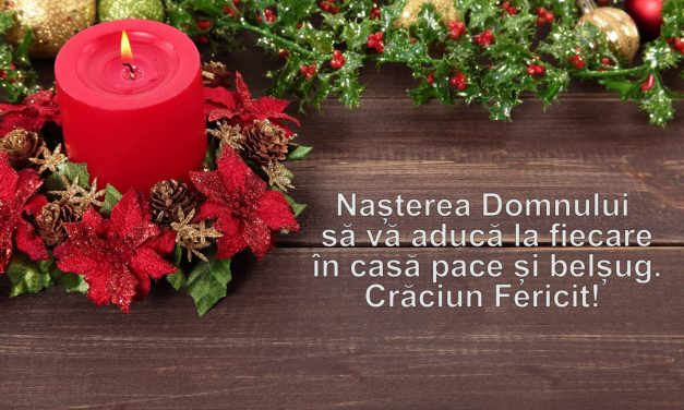 Sărbătorile Crăciunului la PSD Piatra Neamţ