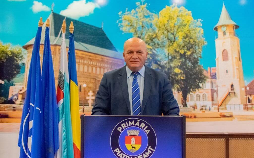Raportul de activitate al primarului Dragoş Chitic – 2019