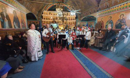Sărbătoarea Crăciunului la Parohia Zănești III Stil Vechi