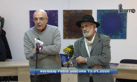 Vernisaj Petru Diaconu 15.01.2020
