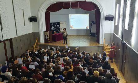 """Conferința Internațională  """"Managementul stresului din perspectia educației timpurii"""""""
