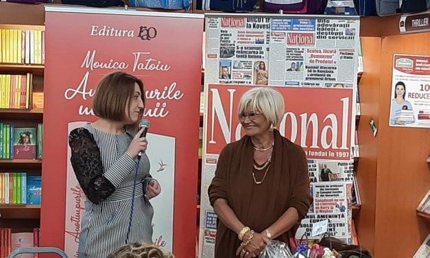 Lansare carte Monica Tatoiu