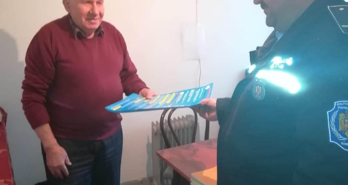 POLIȚIA LOCALĂ PIATRA NEAMȚ 13.03.2020