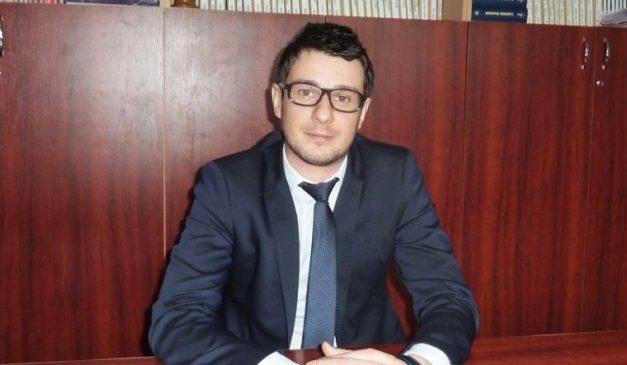 Radu Firăstrău noul director la DSP Neamţ