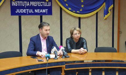 Primul caz de coronavirus confirmat în Neamț – Conferință de presă, Prefectura Neamț 12.03.2020