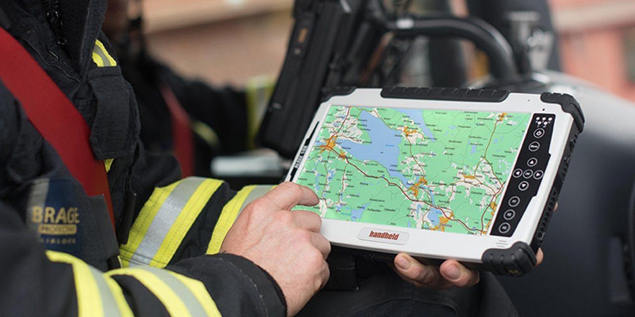 STS asigură comunicații video securizate pentru misiunile SMURD