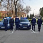 Jandarmii nemțeni sărbătoresc ziua Armei la datorie