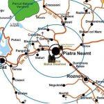 Localitățile între care se poate circula, în perioada Stării de Alertă, fără a completa o declarație
