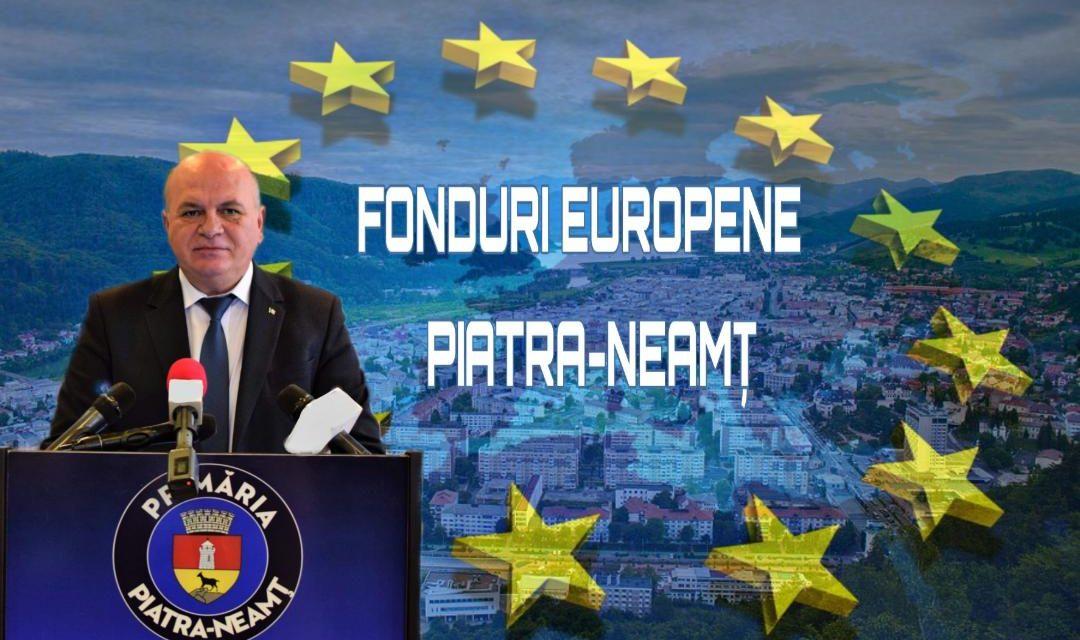 Încă două contracte de finanțare a unor proiecte europene importante semnate de primarul Dragoș Chitic