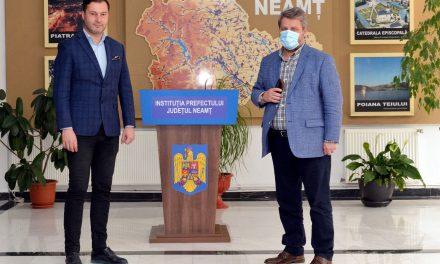 Secretarul de Stat al Ministerului Afacerilor Interne, Gheorghe Sorescu a evaluat activitatea Prefecturii în perioada stării de alertă