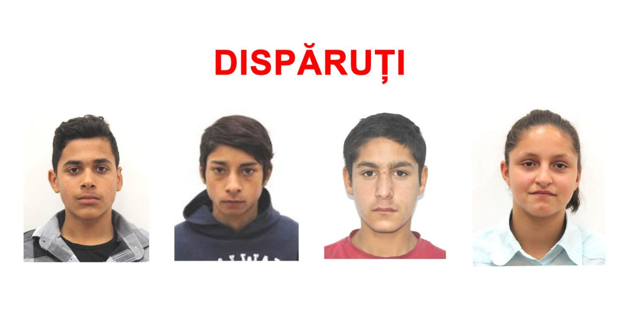 """Minorii ce au părăsit Centrul """"Sancta Maria"""" fără acordul personalului de supraveghere"""