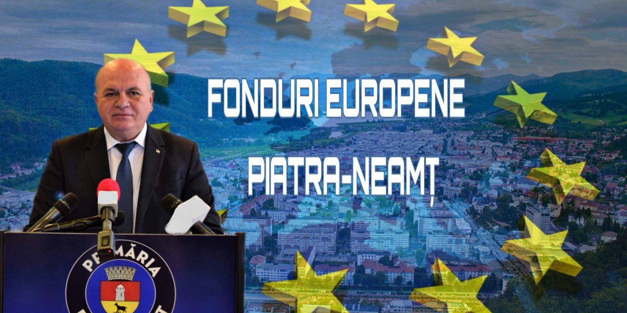 Modernizarea infrastructurii educaționale din Piatra-Neamț cu fonduri europene