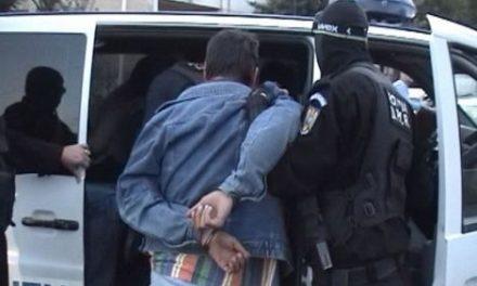 GRUPARE INFRACȚIONALĂ ORGANIZATĂ, DESTRUCTURATĂ DE POLIȚIȘTI