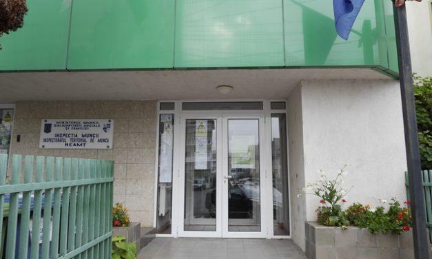 Activitatea ITM-Neamț în perioada 01 – 31.05.2020