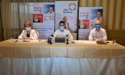 Conferință de presă – PRO România Neamț 13 07 2020