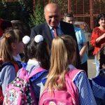 Mesajul primarului Dragoș Chitic cu ocazia începerii noului an școlar