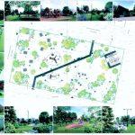 Grădini publice urbane în cartierele Dărmănești, Speranța și Văleni