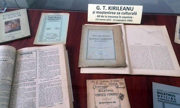 G. T. Kirileanu, 60 de ani de la plecarea în eternitate