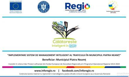 """""""Implementare sistem de management inteligent al traficului în Municipiul Piatra Neamț"""""""