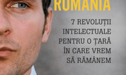 """Lansare de carte – Sebastian Burduja – """"Planul pentru România"""""""