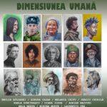 """Expoziție de portret """"Dimensiunea umană"""", la Biblioteca Județeană"""
