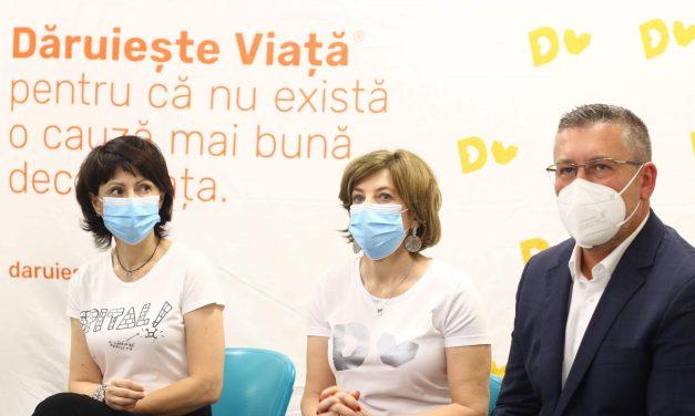 2,7 mil euro investiți de Dăruiește Viață în Spitalul Modular ATI Piatra Neamț