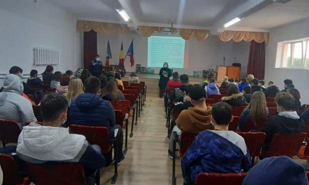 Prevenire in şcolile din Neamt