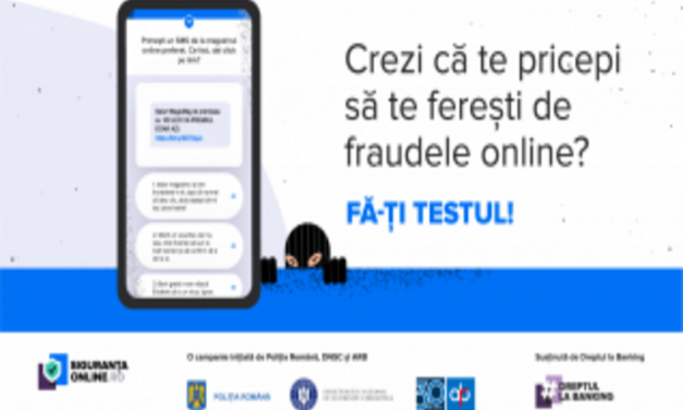 Octombrie, Luna Europeană a Securității Cibernetice