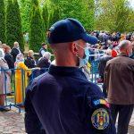 Manifestările religioase prilejuite de Hramul Sfintei Cuvioase Parascheva în atenția jandarmilor
